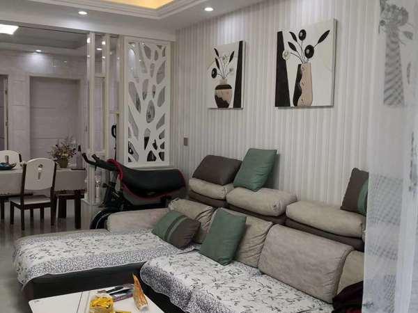 出售丹凤国际3室2厅1卫115平米120.8万住宅