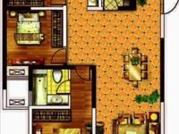 出售荣城国际3室2厅1卫125平米115万住宅