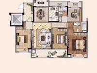 中南洋房楼王位置128平毛坯4房 低于市场急售159.8万15358591887