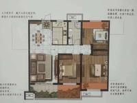 珑蟠里 特价房 7号楼 黄金楼层 108平 双阳台 改合同 仅84.8万 可贷款