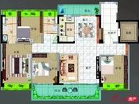 凤熹台16楼144平方四室两厅两卫毛坯改合同122.8万一口价