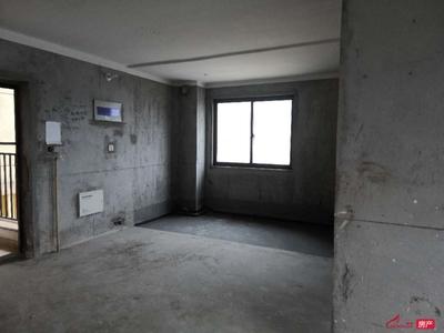 华都锦城幸福里 华南双学区124平 三房两卫 全新毛坯 124万