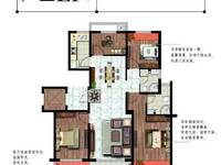 珑蟠里小高层黄金楼层129平4室2卫改合同119.8万