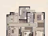 学区好房,爱家尚城第一排中层101平,毛坯改合同,贷款98.8万,全款可谈。