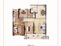 中南君悦府熙悦 118平 楼层好3室2厅卫 随时看房 118.8万