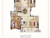中南136平 洋房 全天采光 得房率高 改善型住宅 诚售155.8万