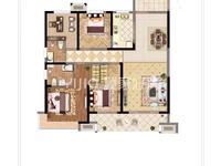 中南143平 大四房格局 超大面宽客厅 尺度非凡 诚售119.8万
