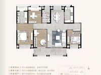 中南熙悦 149 大四房格局 户型方正通透 诚售128.8万