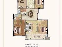 出售中南君悦府 熙悦4室2厅2卫136平米155.8万住宅
