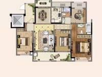 出售中南君悦府 熙悦4室2厅2卫128平米126.8万住宅