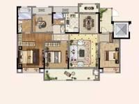 出售中南君悦府 熙悦4室2厅2卫142平米166.8万住宅
