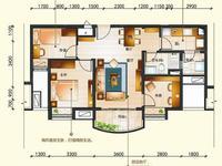 华南 碧桂园3室2厅1卫102.8万91m²简单装修出售