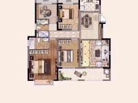 华南 中南君悦府4室2厅2卫126.8万121m²毛坯房出售