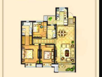 出售大亚第一城3室2厅2卫129平米128.8万住宅
