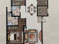 出售天瑞城3室2厅2卫109平米106.8万住宅