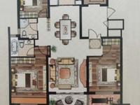 出售天瑞城3室2厅2卫126平米106.8万住宅