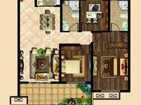 出售天怡紫宸3室2厅2卫125平米80.8万住宅
