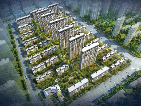 出售中南君悦府高层128平米4室2厅2卫毛坯独家