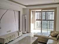 领秀花都小高层黄金楼层100平二室全新装修全新家具家电126.8万独家
