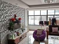 开泰苑黄金楼层145平三室二厅豪华装修品牌设施全125万独家