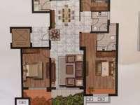 天怡珑蟠里小高层洋房一楼带大院子130平四室二厅二卫毛坯改合同119.8万独家