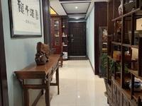 恒大城12楼168平,全新装修,新中式家具,无税150万,价格可以谈