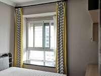 碧桂园住宅68平一室二厅精装设全适合陪读可做两室有床1700元/月