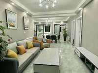 独家中山路 金色家园旁5楼110平飞机户型四室两厅全屋暖气豪装独库83.8万