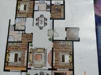独家代理:珑蟠里洋房131平黄金楼层 115.8万改合同18952953598