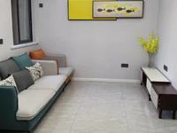 华南新村3.5楼90平3室2厅宽敞明亮全新现代装修独库停车方便80.8万
