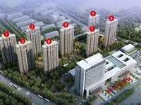 性价比高 天怡九珑苑11楼 107平 3室2卫 毛坯 82.8万 改合同