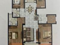 出售天怡 珑蟠里4室2厅2卫129平米118.8万住宅