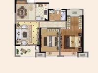 出售中南现房6楼3室2厅1卫95平米98.8万住宅