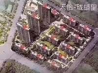 珑蟠里大平层8楼共11楼218平方毛坯175万改合同正常贷款位置居中适合宜居