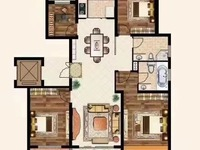 珑蟠里,黄金楼层,10楼 130平 四室两厅两卫,南北通透,好位置,全天采光,改