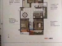 珑蟠里 22楼 161平 4室2厅2卫 毛坯 改合同 106.8万 独家