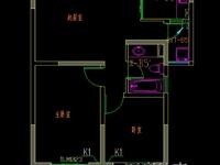 出售华都锦城 2室2厅1卫83平米92.8万住宅