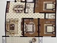 出售天颐城3室2厅2卫131平米110.8万住宅