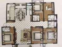和园5楼208平方5室2厅3卫毛坯改合同含汽车位216.8万独家代理