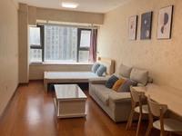 出租吾悦华府 1室1厅1卫45平米1680元/月公寓精装 独家
