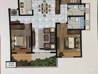 出售天怡 九珑苑3室2厅2卫127平米99.8万住宅