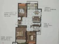 同行出中介费 10号楼11楼30楼109平3室2厅1卫毛坯双阳台改合同88.8万