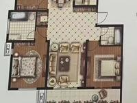 出售天颐城高层黄金楼层4室2厅2卫151平米128.8万住宅