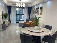 华都幸福里10楼110平三室二厅一卫全新装修家电家具齐全139.8万