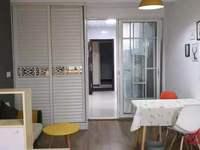 吾悦公寓 42平 精装修 家具家电齐全 中间楼层 采光好装修好,报价38万