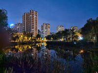 出售滨河凤凰城1楼128平大院子4室2厅2卫毛坯改合同183.8万